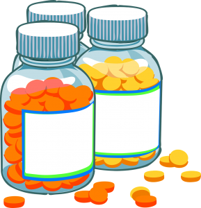 A formulary is a list of which prescription medications covered and what the coverage level is.